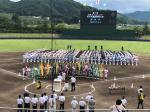 第7回日本リトルシニア中学硬式野球 東日本選抜大会 西東京代表で出場
